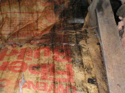 Wet Insulation Paper