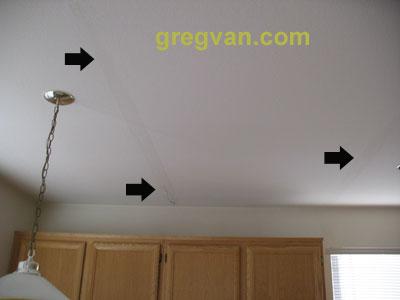 Drywall Ceilings Water Damage