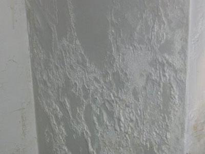 Plaster Wall Moisture Problem